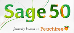 Sage 50 (formerly Peachtree)